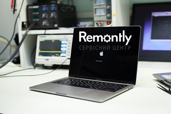ремонт MacBook киев